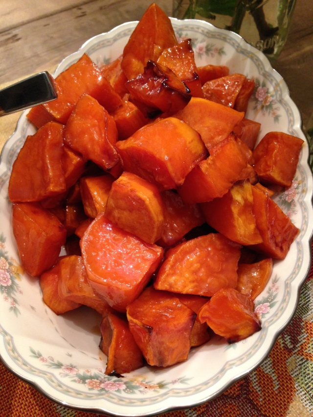 Yummy ! These Sweet Yams will be a hit!